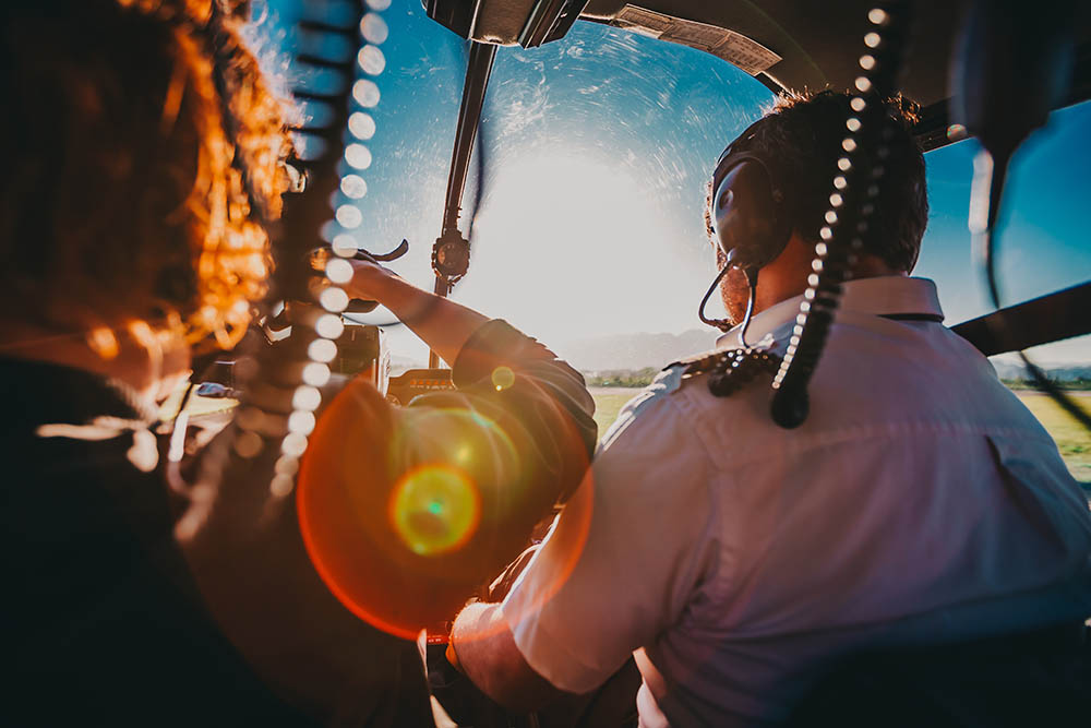 Can a fat person become pilot