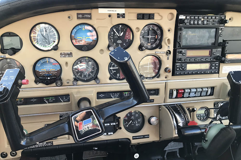 How Do You Fly An Airplane?