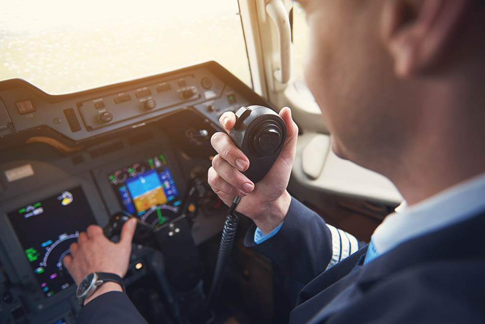 Do all pilots speak English