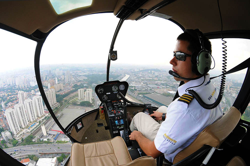 How Hard Is It To Be A Helicopter Pilot