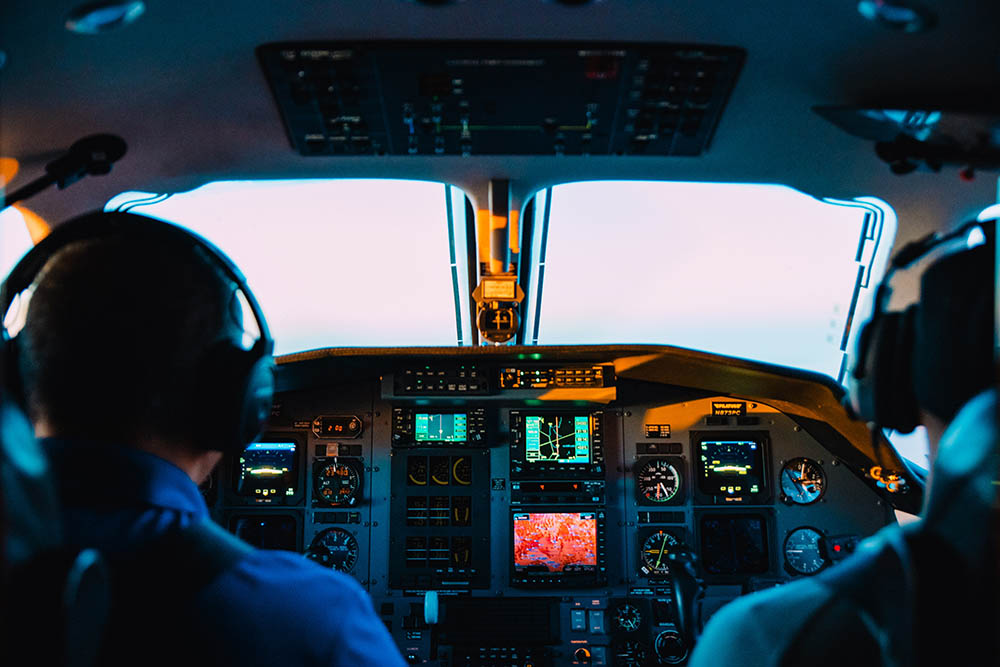 What IQ do you need to be a pilot